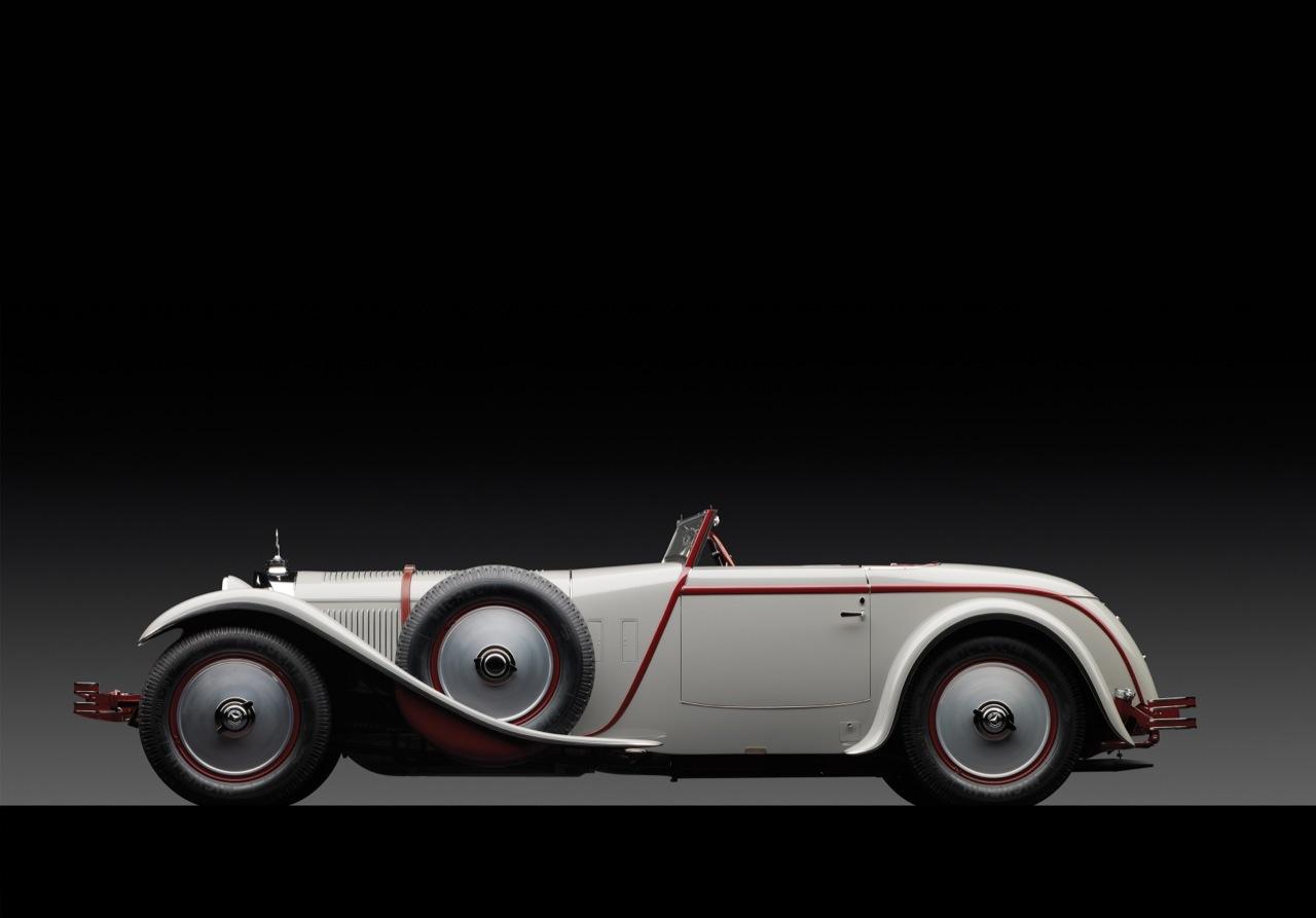 1928 mercedes benz 680s saoutchik torpedo roadster auto blog for 1928 mercedes benz