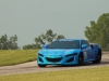 The Acura NSX Prototype makes its public running debut at Mid-Ohio in Lexington, Ohio.