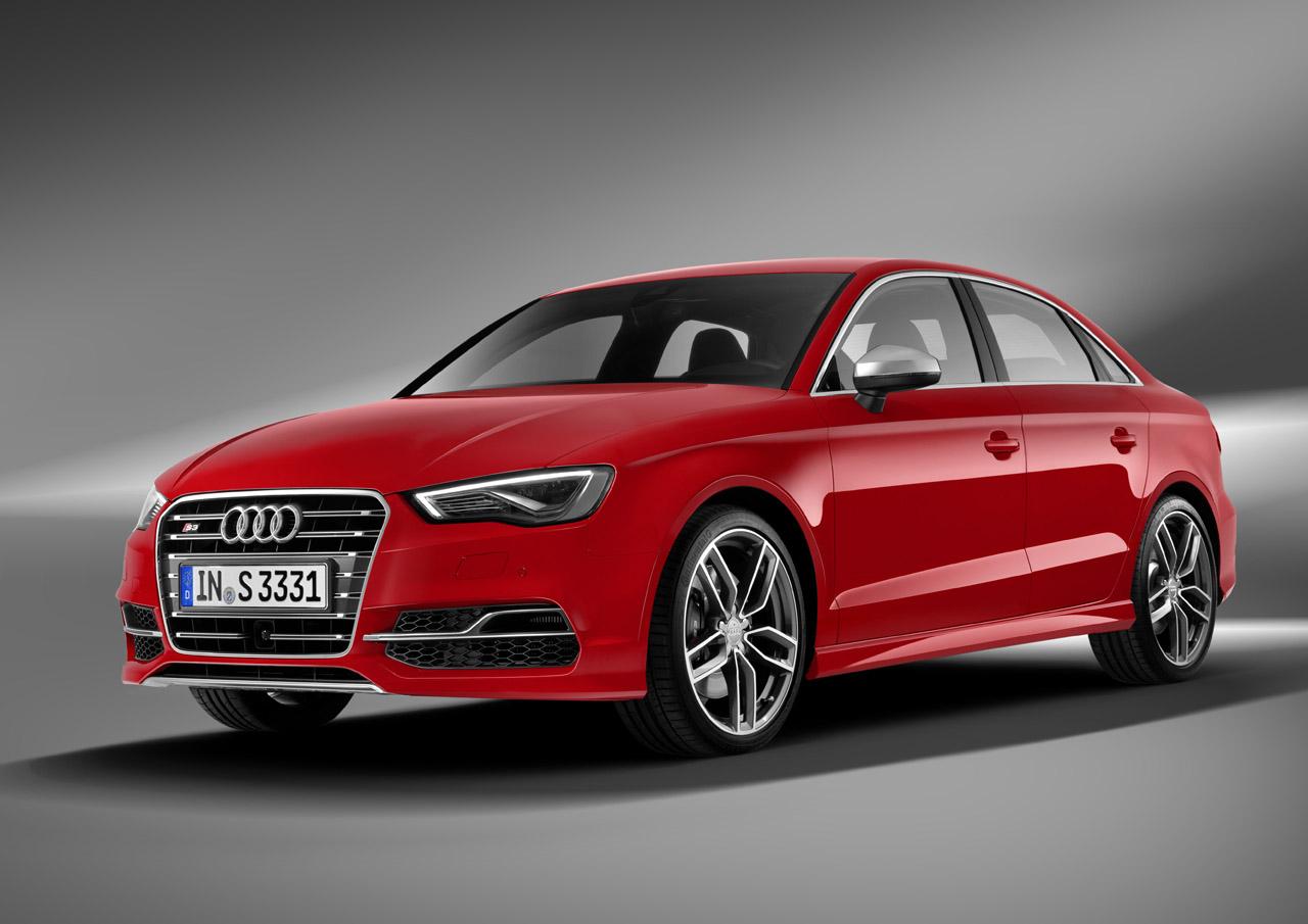 Audi S3 Sedan 2014 Auto Blog