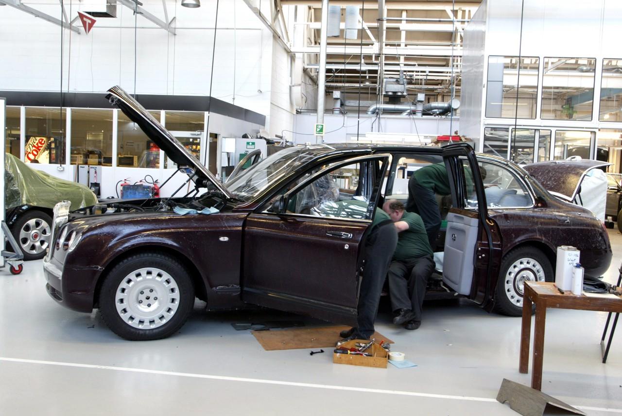Bentley State Limousine Queen Elizabeth Ii Auto Blog