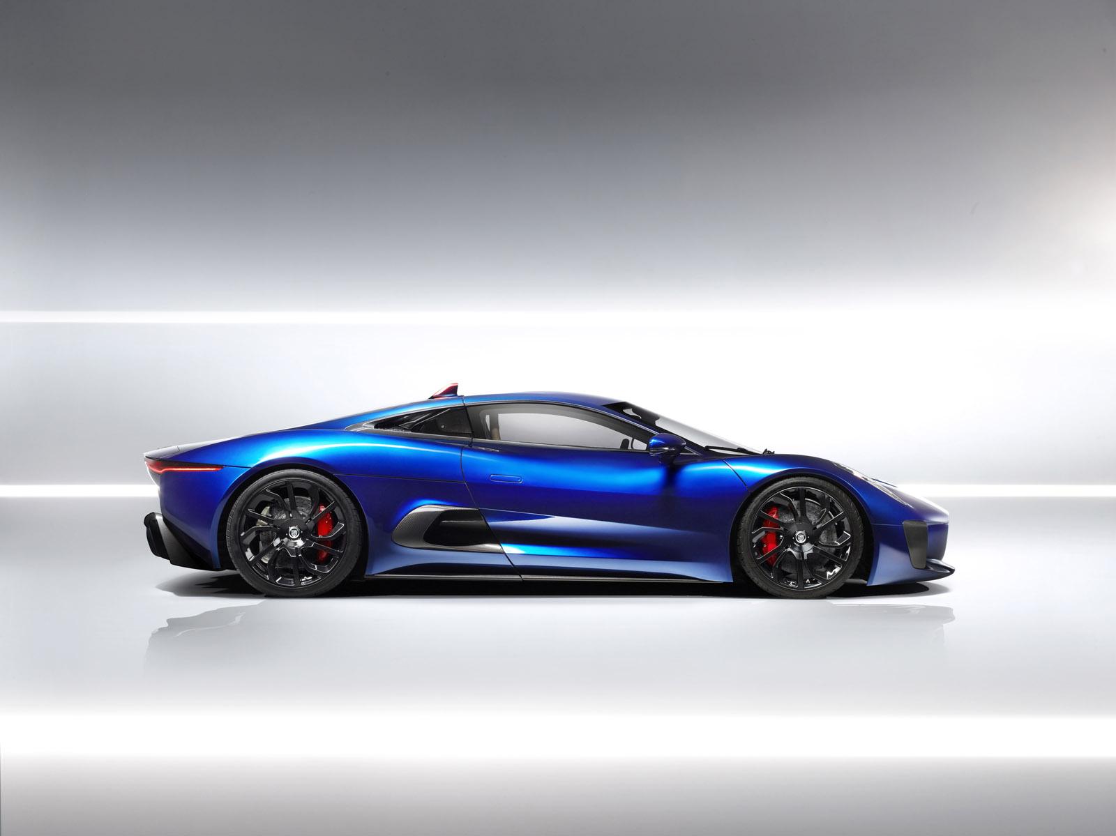 jaguar cx75 el concepto superh237brido extralimitado