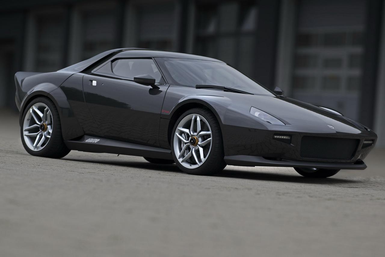 Nuevo Lancia Stratos Auto Blog