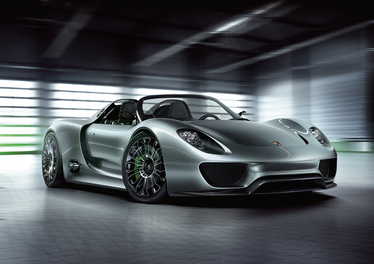 porsche 918 spyder concept auto blog. Black Bedroom Furniture Sets. Home Design Ideas