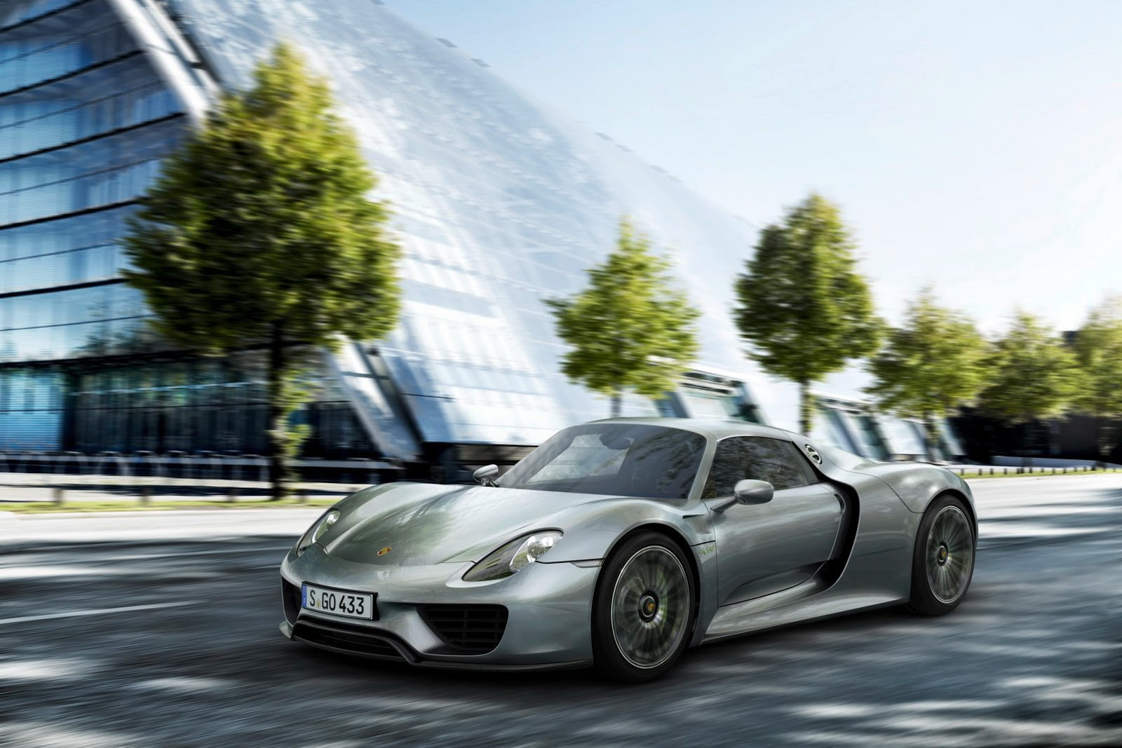 el porsche 918 spyder es el nuevo rey del n rburgring auto blog. Black Bedroom Furniture Sets. Home Design Ideas