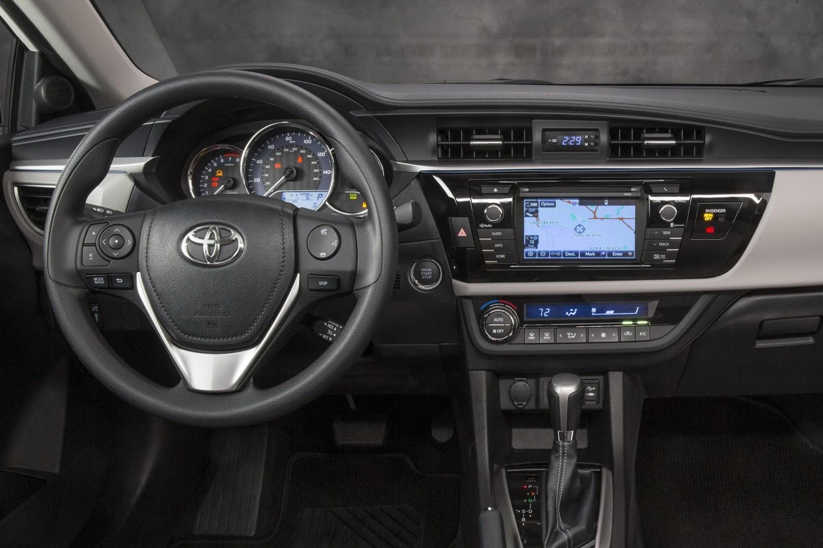Toyota Corolla 2014 Versión Americana