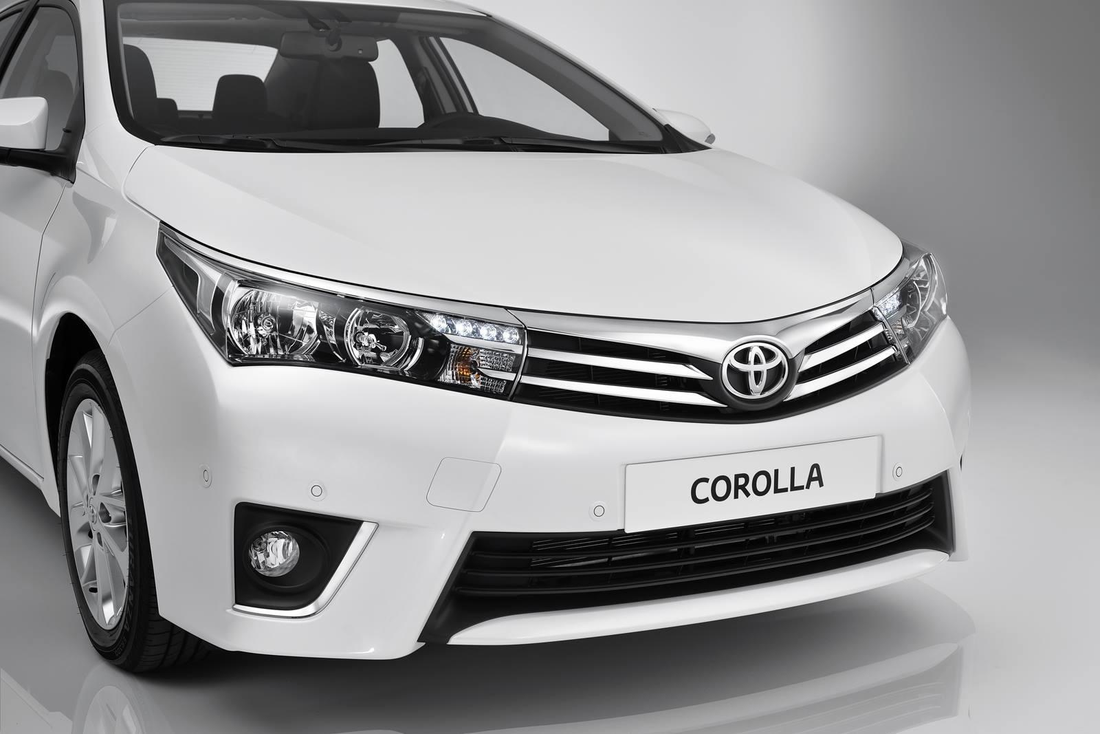 New Toyota Corolla 2014 in Pakistan