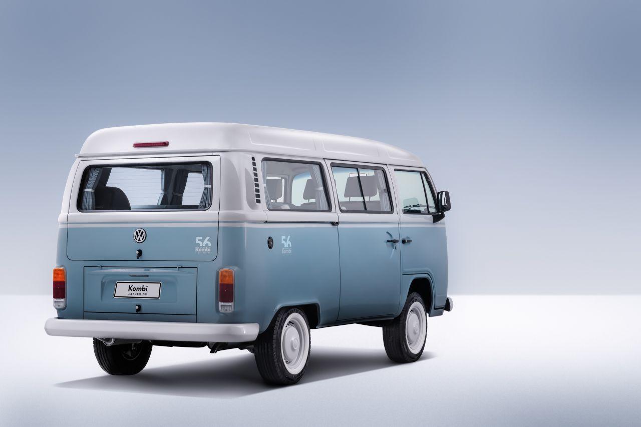 VW anuncia la Combi &#...