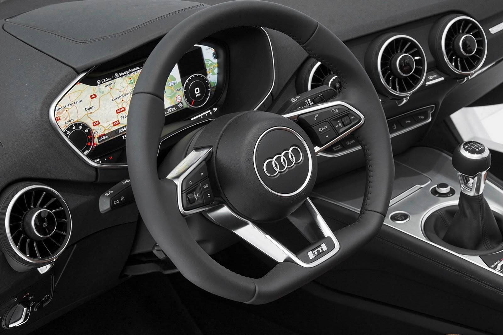 Audi tt 2015 interior auto blog for Audi tt interieur