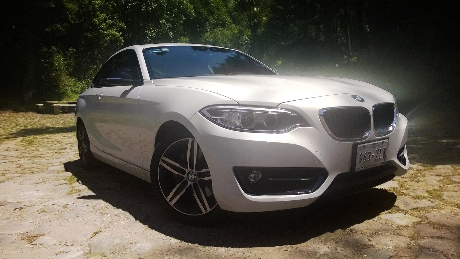 Bmw 220i Sport Line Prueba Auto Blog