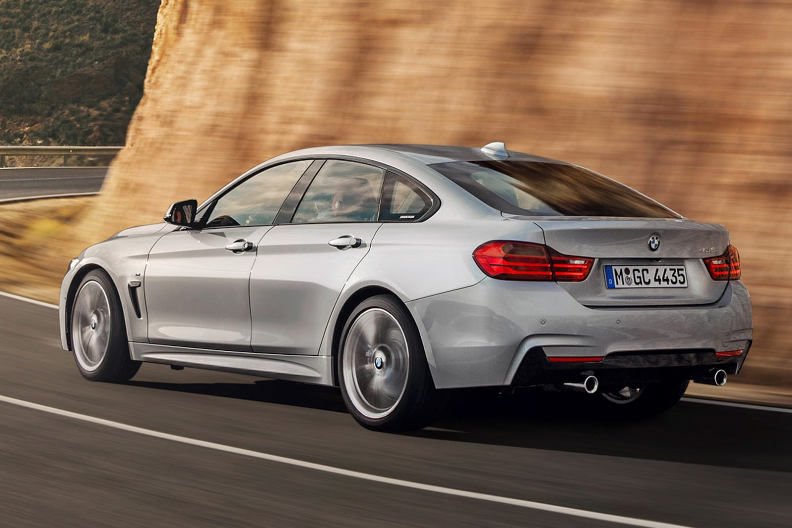 bmw serie 4 gran coup auto blog