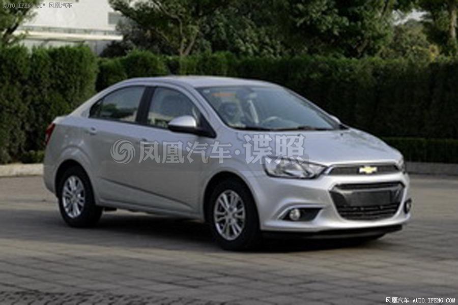 El nuevo Chevrolet Aveo se filtra en la red  Auto-Blog