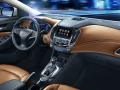 Chevrolet Cruze China Interior 2015
