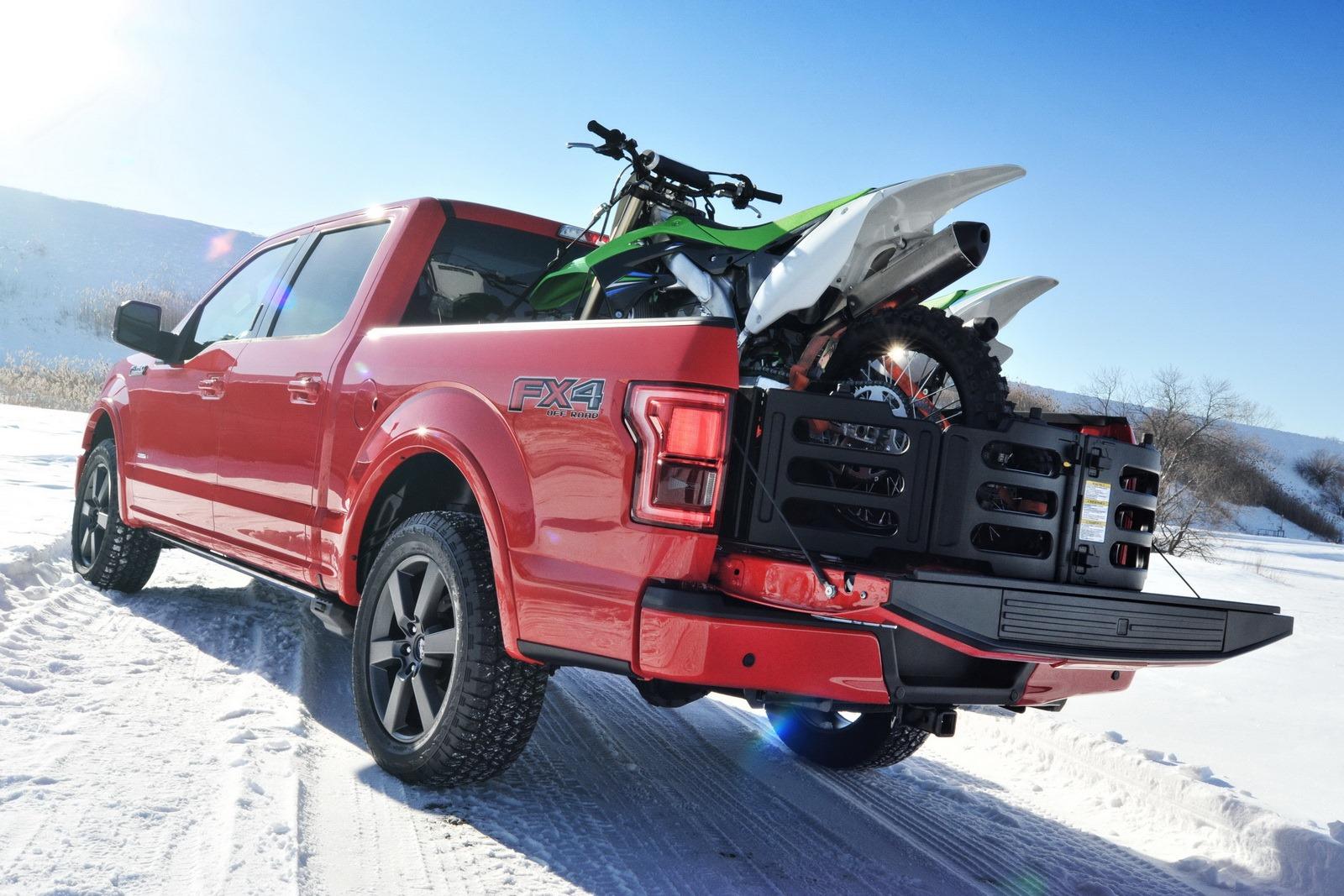 Nueva Ford F-150 - más ligera y eficiente  Auto-Blog