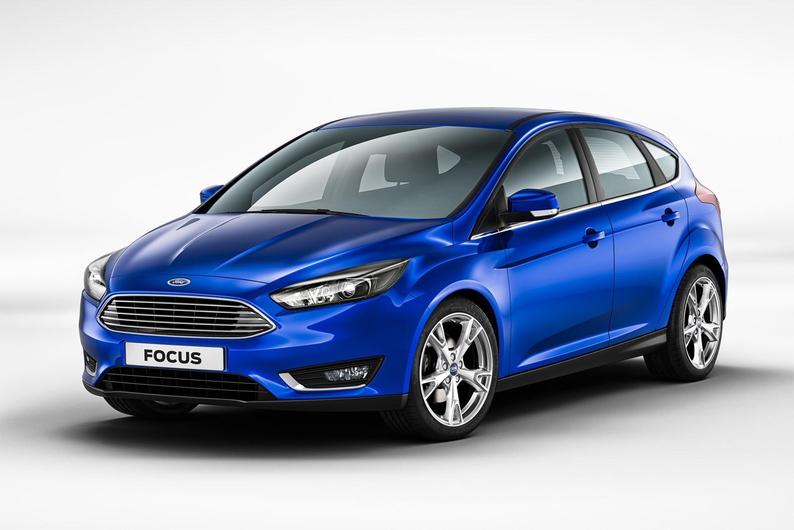 Automóvel Ford Focus 2015