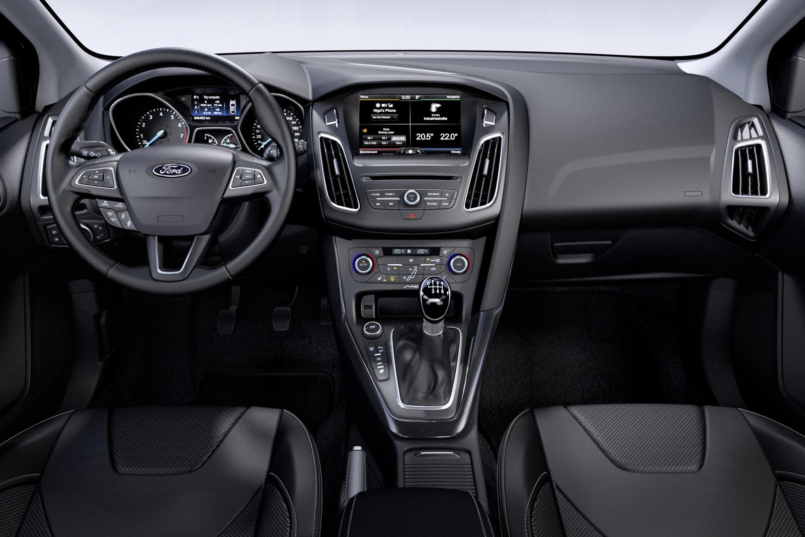 Ford Focus 2015 |Auto-Blog
