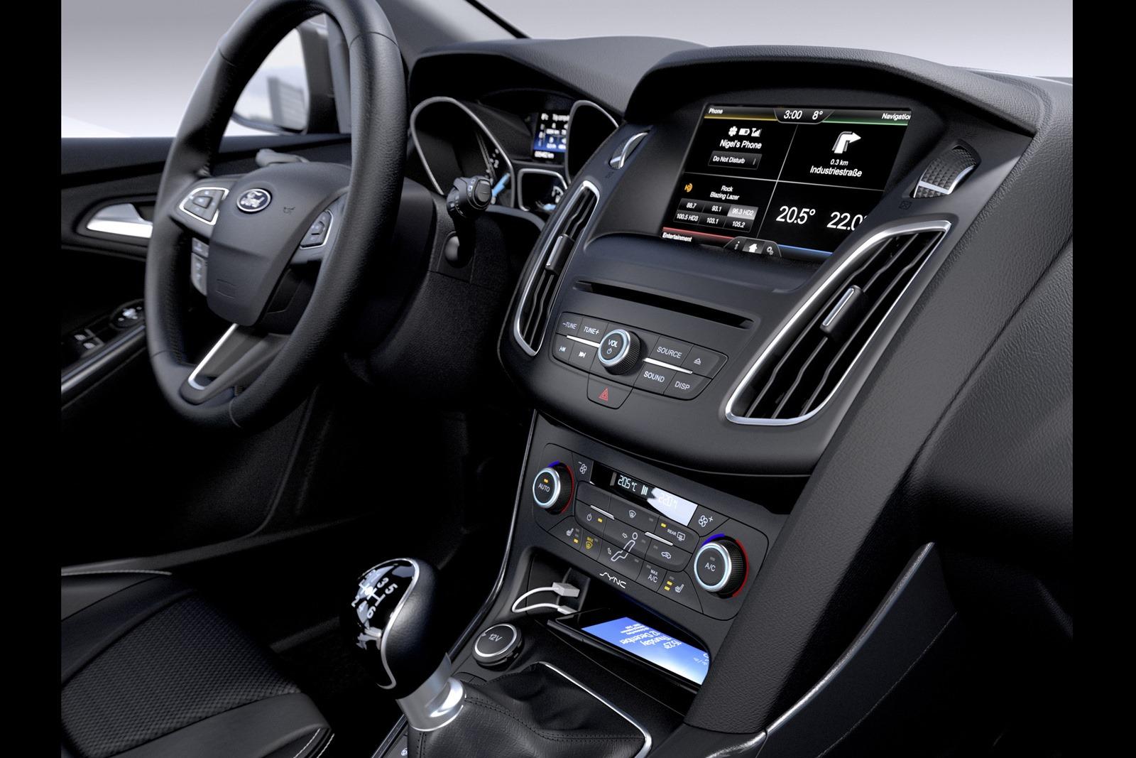 el ford focus 2015 viene con cirug u00eda est u00e9tica