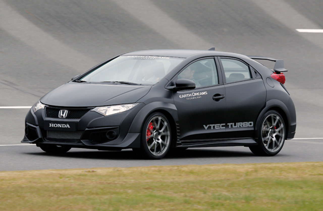 2014 honda civic si type r autos post. Black Bedroom Furniture Sets. Home Design Ideas