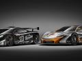 McLaren P1 GTR & F1 GTR