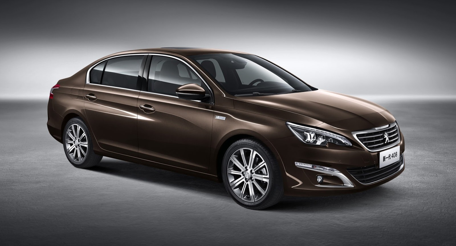 Peugeot 408 2015  Auto-Blog