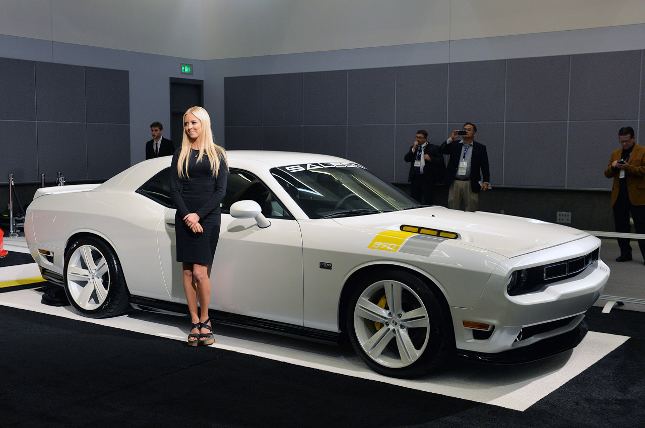 Saleen Sa 30 Camaro Mustang Y Challenger Celebran 30