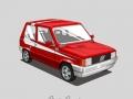 Fiat Panta Starsky & Hutch