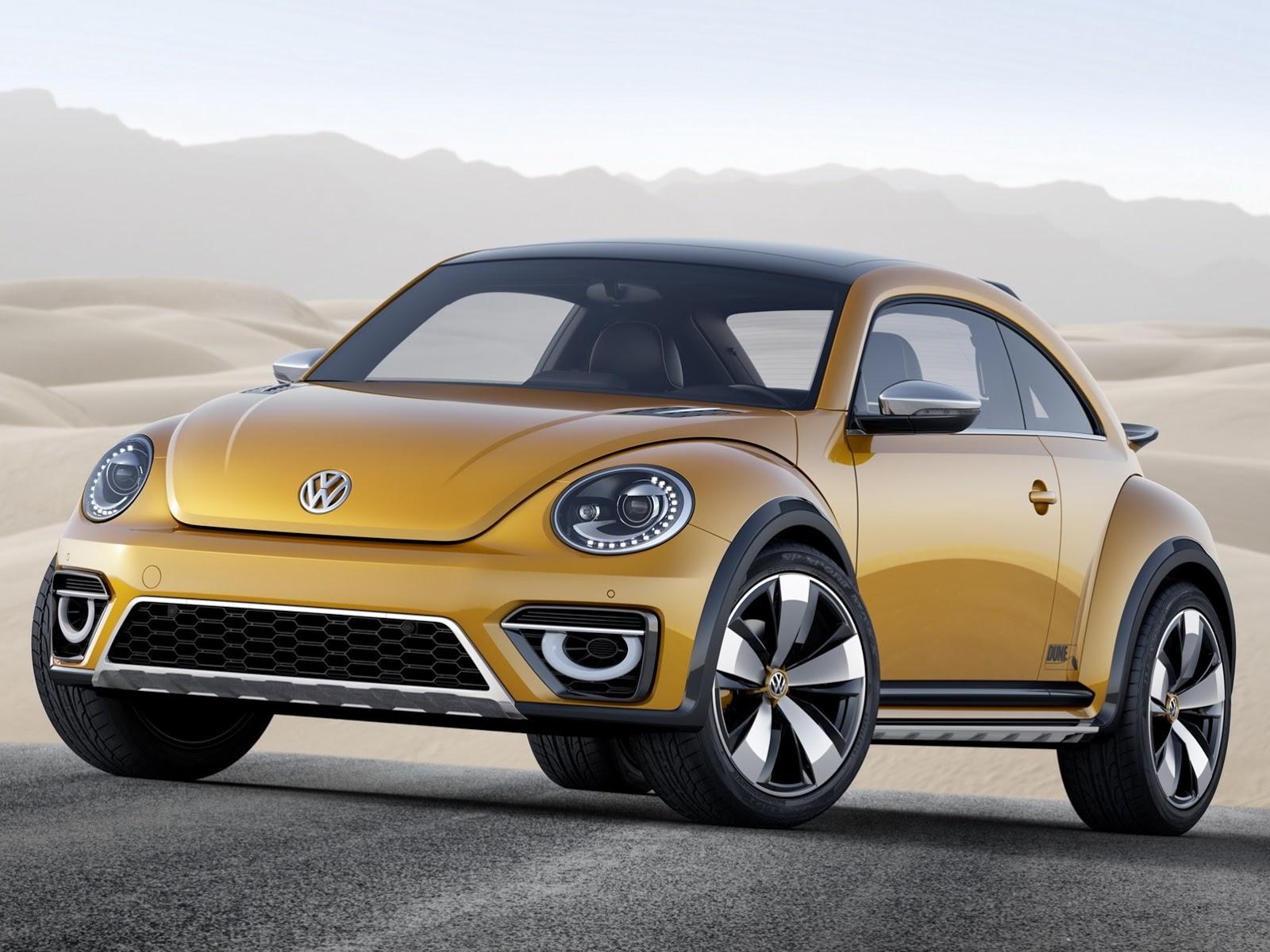 Volkswagen Beetle Dune Concept 2014 |Auto-Blog
