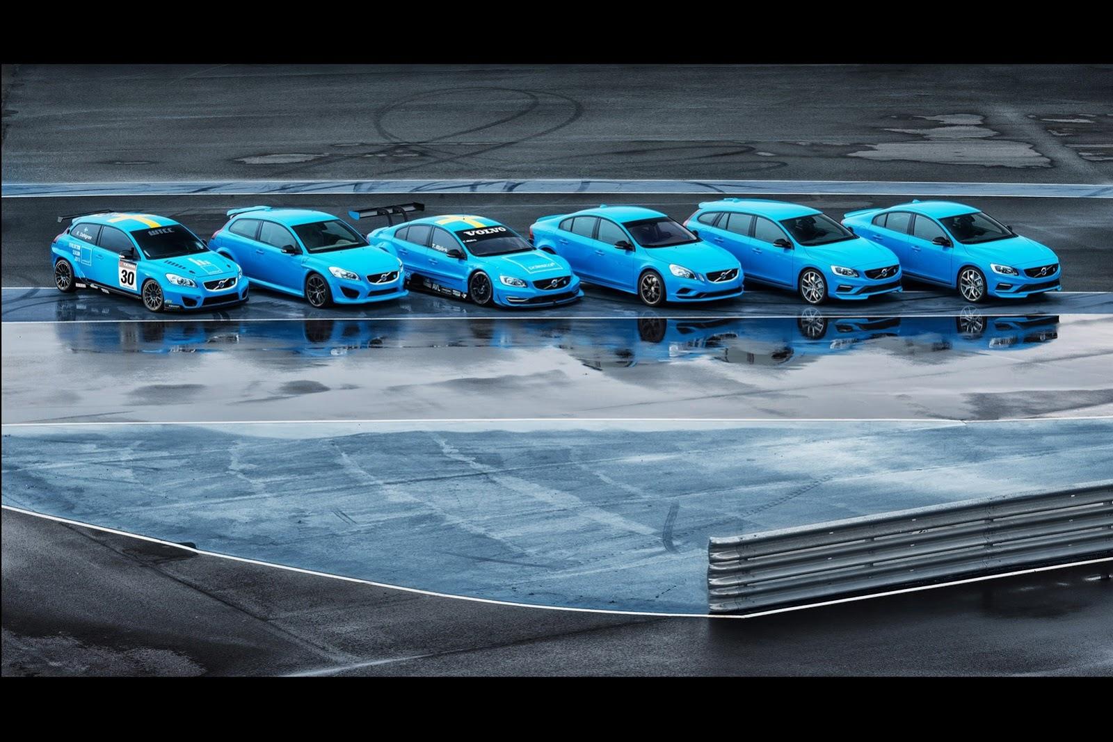 Volvo S60 & V60 Polestar |Auto-Blog