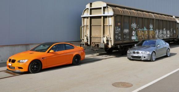 Photoshoot Bmw M3 Csl E46 Y M3 Gts E92 Auto Blog