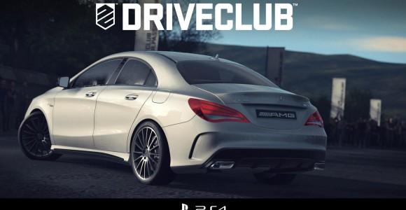 Driveclub CLA 45 AMG