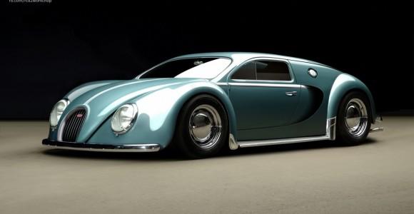 Bugatti Veyron Vocho