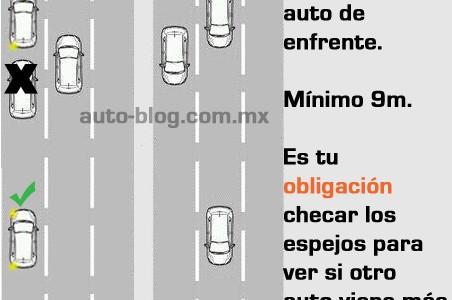 Educación Vial: Reglas básicas para la autopista