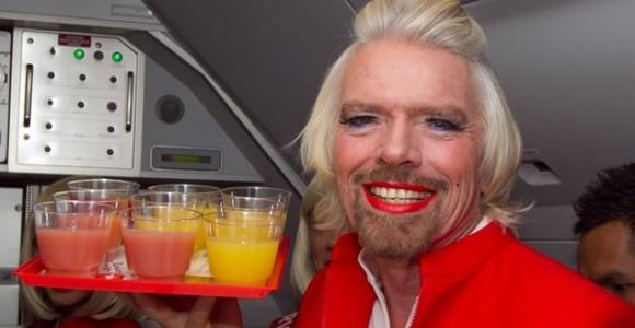 Branson Stewardess, 4