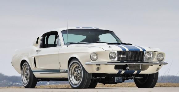 Shelby GT500 Super Snake es el Mustang más caro jamás vendido