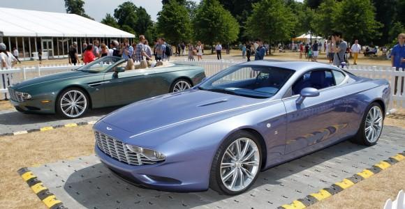 Aston Martin Centennial Gathering