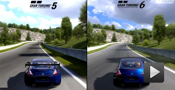 comparaci n gran turismo 6 vs gran turismo 5 auto blog. Black Bedroom Furniture Sets. Home Design Ideas