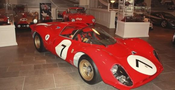 La colección de más de 100 MDD en Ferraris de Lawrence Stroll