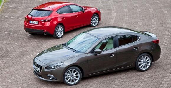 Mazda 3 Cover