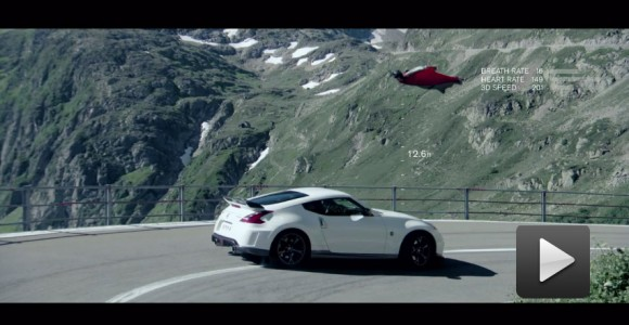 370 Nismo vs Wingsuit