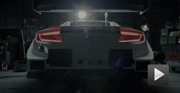NSX GT Concept