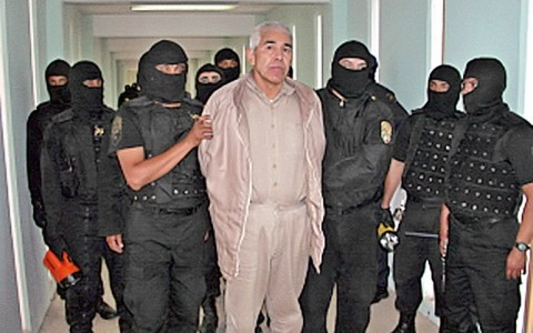 En la cárcel, las mujeres de Caro Quintero
