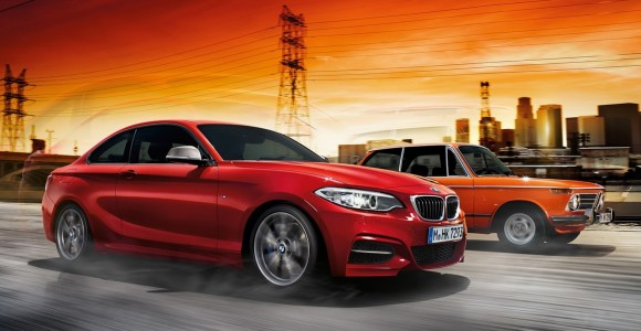 Nuevo BMW Serie 2 – continuando la tradición deportiva