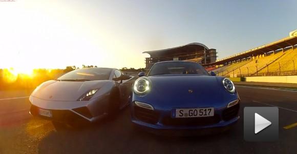 Squadra Corse vs Turbo S