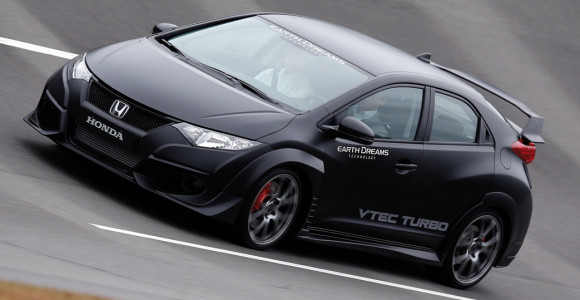 Civic Type R 2015, 5