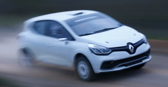 Renault Clio RS R3T Rally