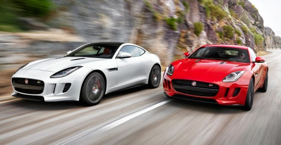 F-Type Coupe, 43