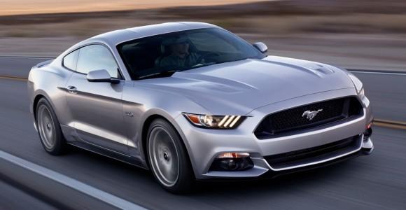 Todo sobre el nuevo Ford Mustang 2015