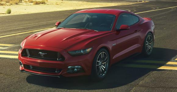 Mustang GT 2015, 7