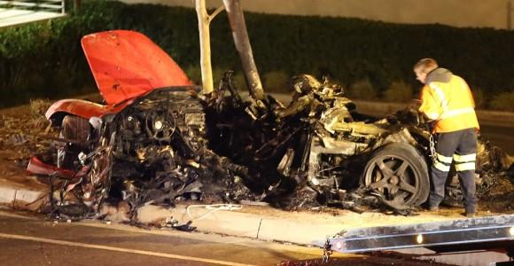 La Velocidad Fue Factor En La Muerte De Paul Walker Auto Blog