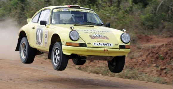 Porsche 911 Safari Rally, 1