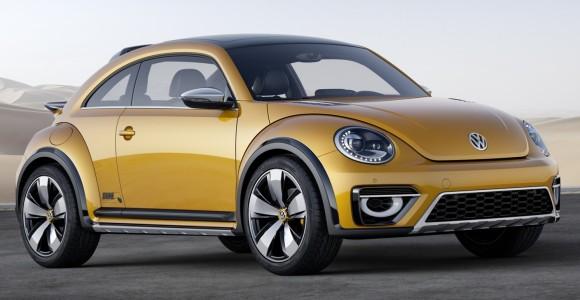 Beetle Dune Concept 2014, 2